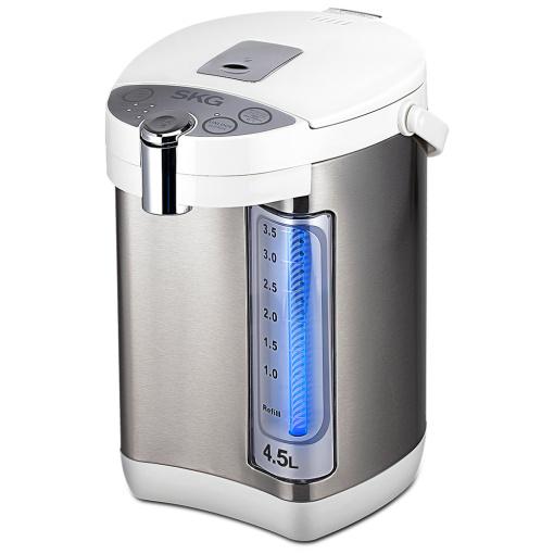 1112不锈钢恒温电热水瓶(4段保温-4.5L)