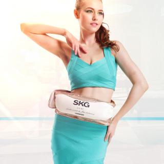 双动力减肥腰带 SKG 4038