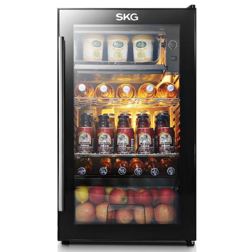 SKG3607家用恒温小冰吧(95L)