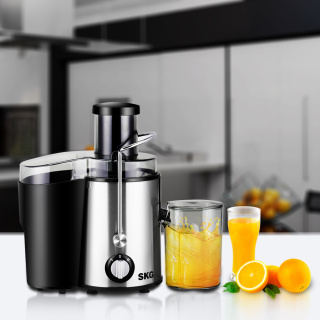 多功能不锈钢榨汁机 (银) MY-610