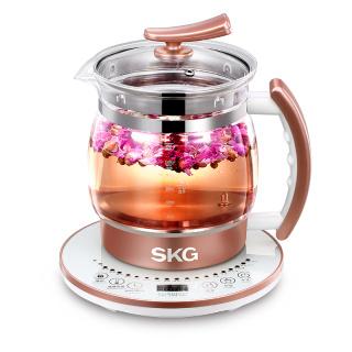 SKG 8070养生壶 (玫瑰金)带滤网