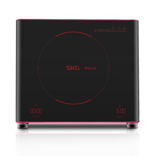 SKG 1685D电陶炉(如意红)