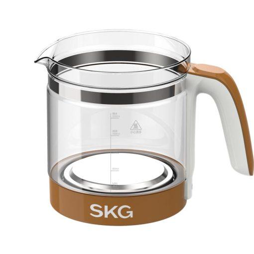 家用多功能养生壶SKG8056圆盘