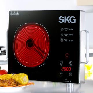 超静音电陶炉 (双环)SKG1601