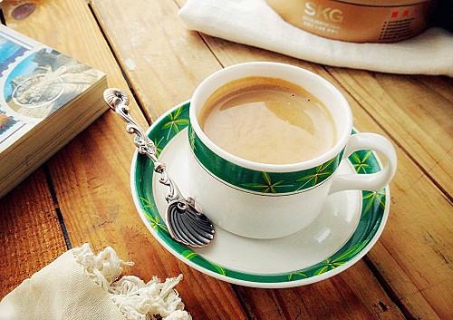 自己煮奶茶,来一杯捧在手心里的温暖